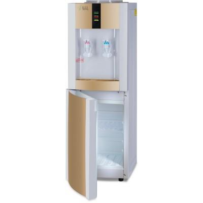 Кулер для воды Ecotronic H1-LCE Gold со шкафчиком