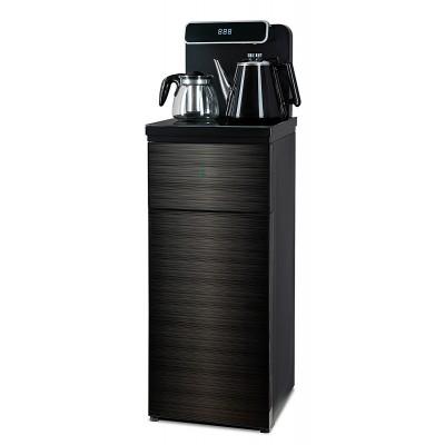 Кулер с чайным столиком Тиабар Ecotronic TB10-LNR black
